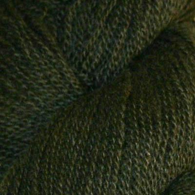 Embla - Hifa 3 Ullgarn, mørk olivengrønn