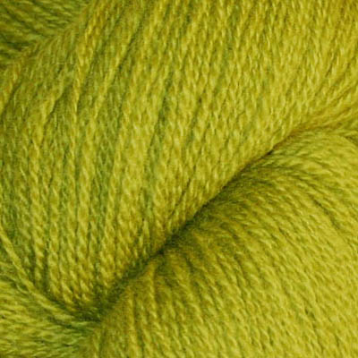 Embla - Hifa 3 Ullgarn, limegrønn