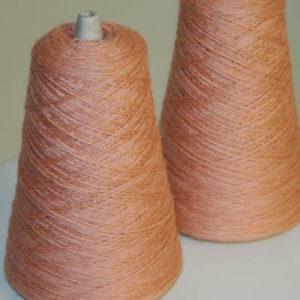 Huldra Kamgarn 8,5/2, blek rosa