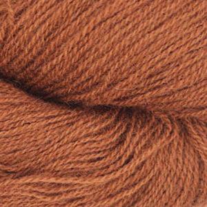 Frid - Vevgarn tynt, rustbrun