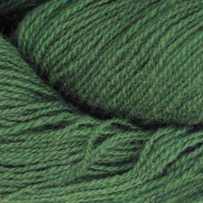 Frid - Vevgarn tynt, varm mørkegrønn