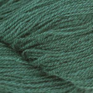 Frid - Vevgarn tynt, mørk turkisgrønn
