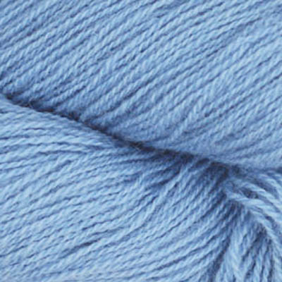 Frid - Vevgarn tynt, lys mellomblå