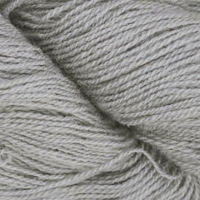 Frid - Vevgarn tynt, lys rødlig grå