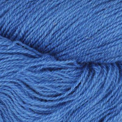 Frid - Vevgarn tynt, lys ren blå