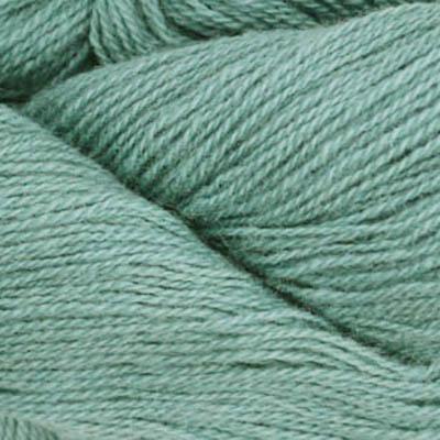 Frid - Vevgarn tynt, støvet turkisgrønn