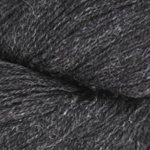 Frid - Vevgarn tynt, mørk koksgrå