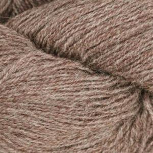 Frid - Vevgarn tynt, melert brun