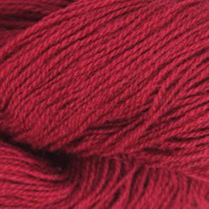 Frid - Vevgarn tynt, burgunderrød