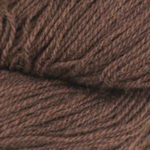 Frid - Vevgarn tynt, mørkebrun