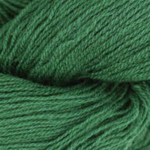 Frid - Vevgarn tynt, ren mørkegrønn