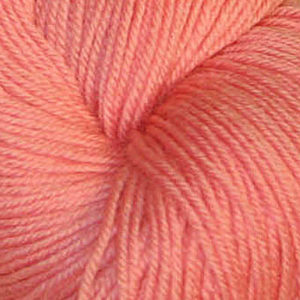 Hjerte - Superwash 12/4, lys rosa