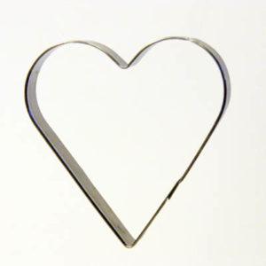 Form til filting - Hjerte