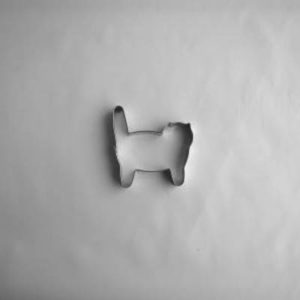 Form til filting - Katt