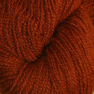 Ask -  Hifa 2 Ullgarn, rødbrun