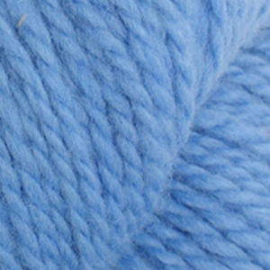 Trollgarn, lyseblå