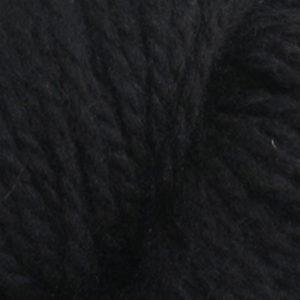 Trollgarn, svart