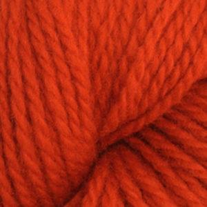 Trollgarn, oransjerød