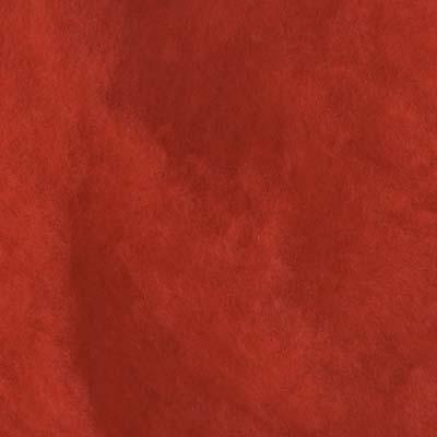 Kardet Supermerino, rød