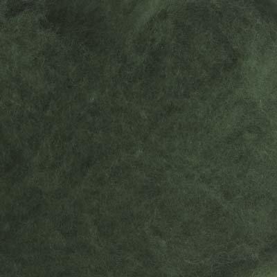 Kardet Supermerino, grønn