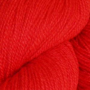 Ask -  Hifa 2 Ullgarn, klar ren rød