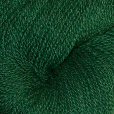 Ask -  Hifa 2 Ullgarn, mørk ren grønn