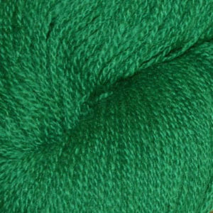 Ask -  Hifa 2 Ullgarn, grønn (kald)
