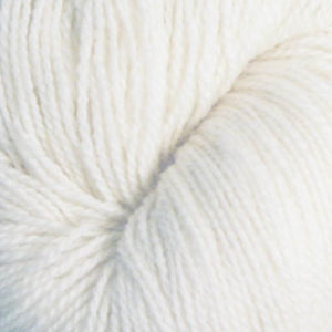Ask -  Hifa 2 Ullgarn, bleket hvit