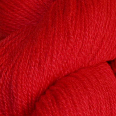 Ask -  Hifa 2 Ullgarn, rød (kald)