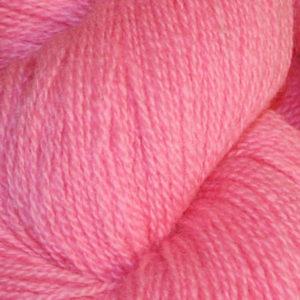 Ask -  Hifa 2 Ullgarn, lys rosa