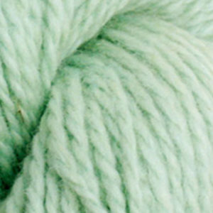 Trollgarn, mintgrønn