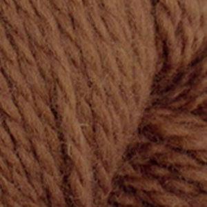 Trollgarn, lys sjokoladebrun
