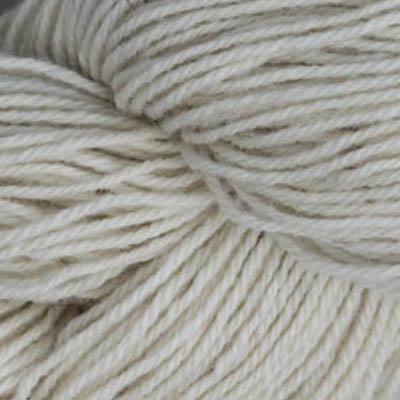Bondegarn 3, hvit