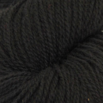 Fjord - Sokkegarn 2, svart
