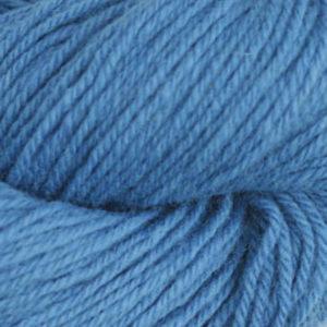 Fjell - Sokkegarn 3, dongeriblå