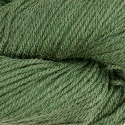Fjell - Sokkegarn 3, mørke grønn