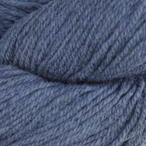 Fjell - Sokkegarn 3, blågrå