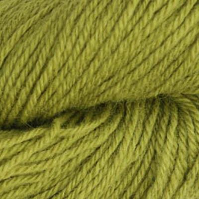 Fjell - Sokkegarn 3, lys olivengrønn