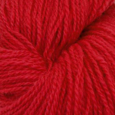 Fjord - Sokkegarn 2, rød