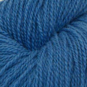 Fjord - Sokkegarn 2, dongeriblå