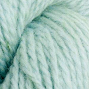 Trollgarn, lys blåturkis