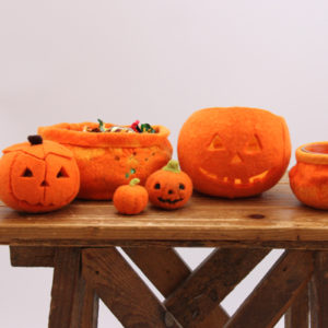 Gresskar til Halloween