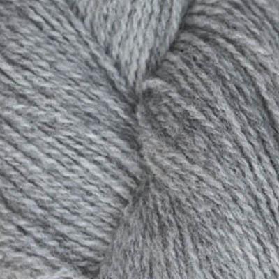 Fjord - Sokkegarn 2, lys grå