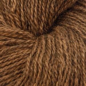 Norsk Pelsullgarn, lys brun