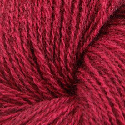Norsk Pelsullgarn, mørk rosa