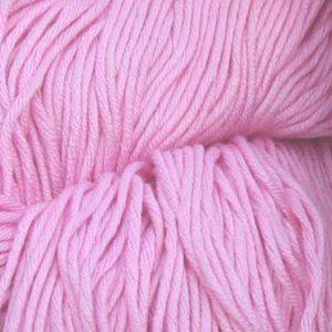 Luxor Bomullsgarn, rosa