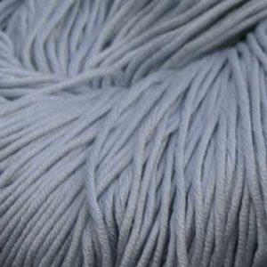 Luxor Bomullsgarn, lys grå